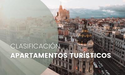 CATEGORIAS DEL APARTAMENTO TURÍSTICO